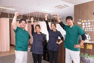【新型コロナウイルス対策の徹底】